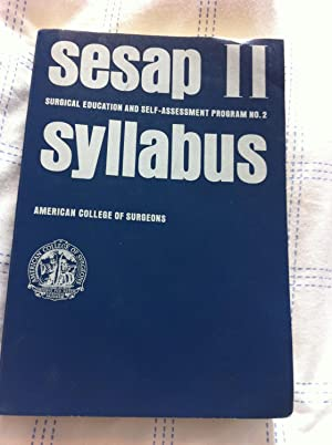 SESAP (Surgical Education and Self Assessment Program): Surgeons, American College