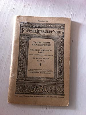 Tales from Shakespeare for the Use of: Charles; Lamb, Mary