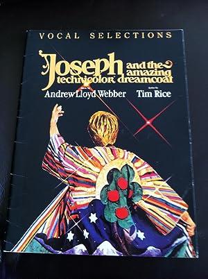 Joseph and the Amazing Technicolor Dreamcoat ?: Webber, Andrew Lloyd;