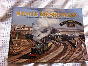 King?s Messenger ? The Magazine of the: Stated, None
