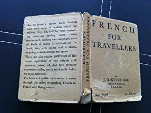 French for Travellers: Kettridge, J.O.