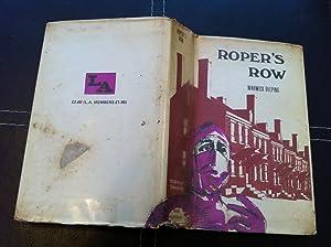 Roper?s Row: Deeping, Warwick