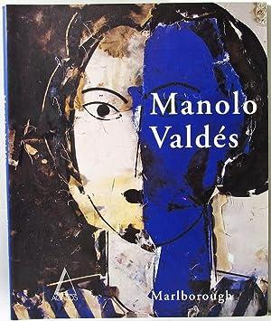 Manolo Valdès: Recent Paintings: February 4 Through: Marlborough Gallery