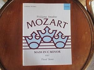 Mass in C minor: Vocal score (Classic: Richard Maunder