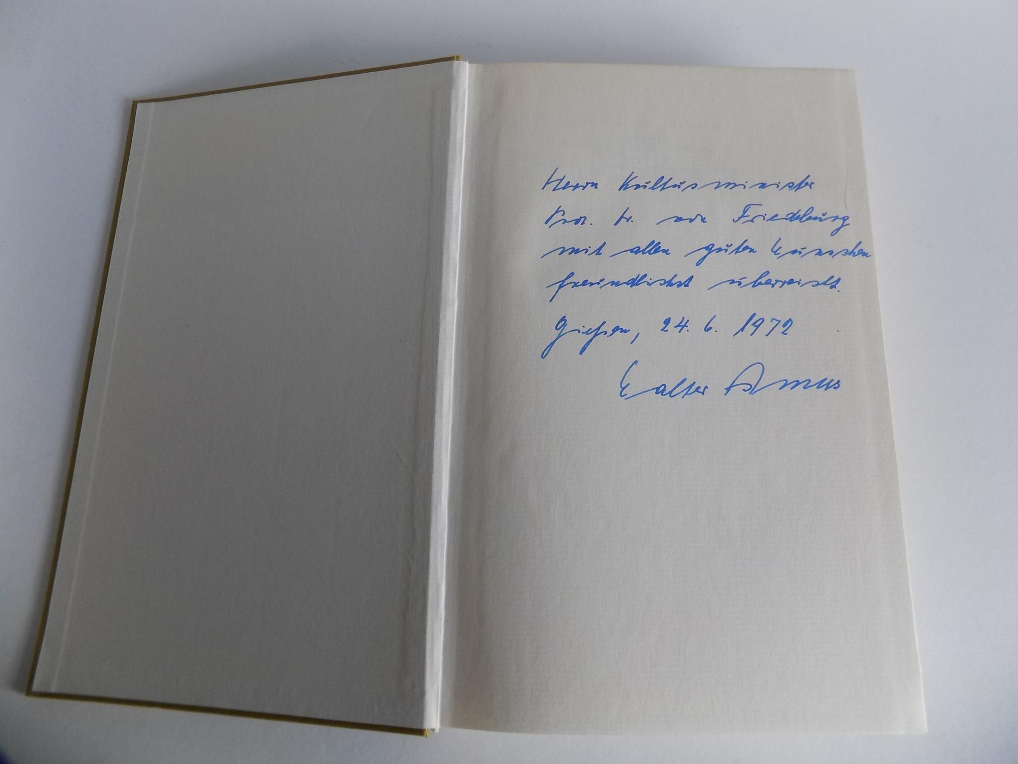 johannes meyer, Signiert - ZVAB