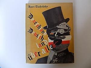 Deutschland, Deutschland über alles. Ein Bilderbuch von: Tucholsky, Kurt