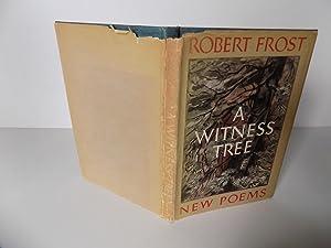 A Witness Tree.: Frost, Robert (signiert