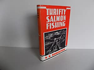 Thrifty Salmon Fishing. With 35 illustrations by Manning, Barbara & Olivia Robertson.