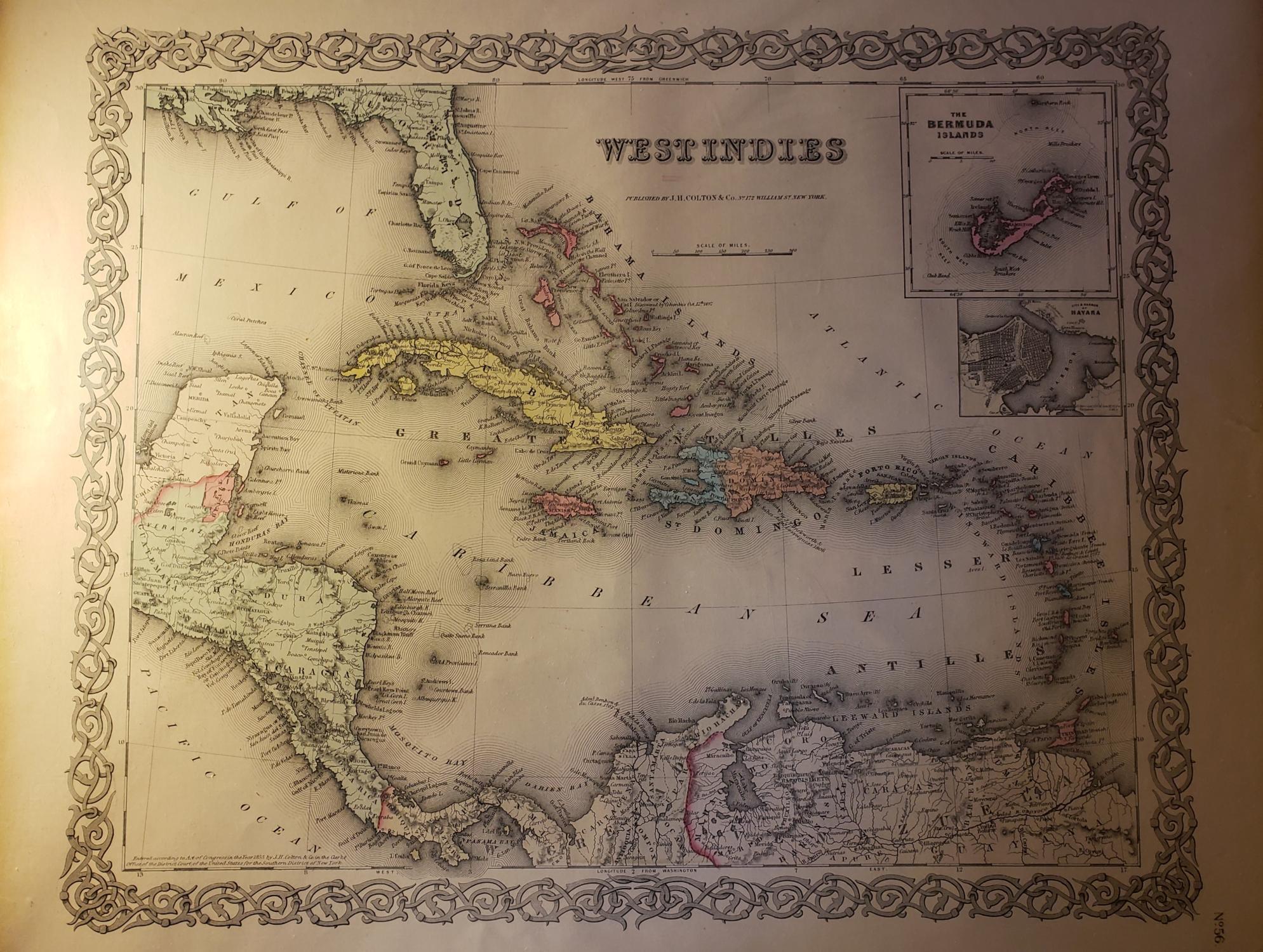 Original Map -