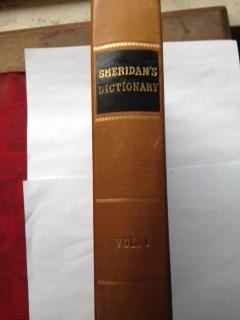 A General Dictionary of the English Language. One Main Object of Which, is , to Establish a Plain ...