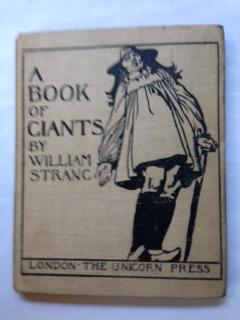 A Book of Giants : Drawn, Engraved and Written By William Strang: Strang, William