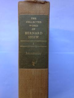 Ayot St. Lawrence Edition of The Collected Works of Bernard Shaw: Shaw, George Bernard