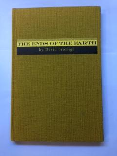 The Ends of the Earth.: Bromige, David