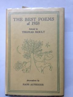 The Best Poems of 1938: Moult, Thomas; Selected By