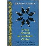 Going Around in Academic Circles: A Low View of Higher Education.with Illustrations By Leo ...