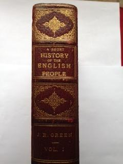 A Short History of the English People: Green, J. R.