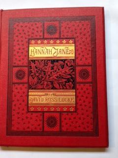 Hannah Jane: Locke, David Ross