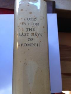 The Last Days of Pompeii: Bulwer-Lytton, Edward George