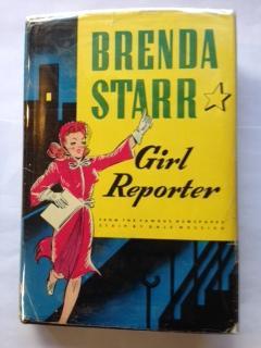 Brenda Starr : Girl Reporter: Messick, Dale