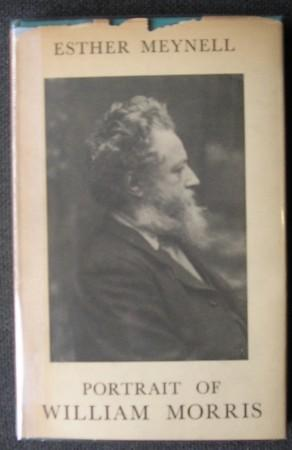 PORTRAIT OF WILLIAM MORRIS.: MEYNELL, Esther.