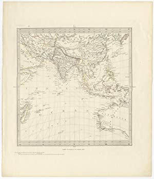 Australia Map 1850.Shop Antique Maps Of Australia Collections Art Collectibles
