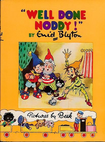 Well Done Noddy! (No. 5): Blyton, Enid