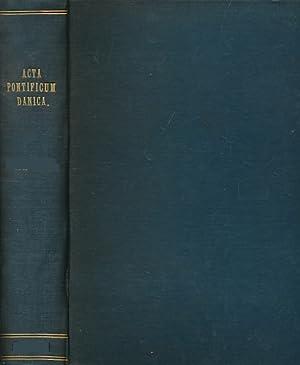 Acta Pontificum Danica. Pavelige Aktstykker Vedrørende Danmark 1316-1536. V Bind. 1492 - ...