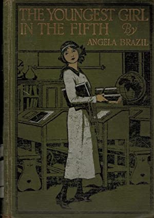 The Youngest Girl in the Fifth: Brazil, Angela; Davis,