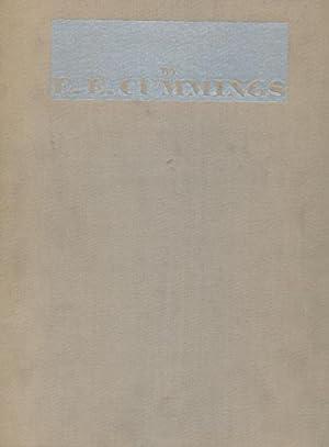 E E Cummings. Signed Limited Edition: Cummings, E E
