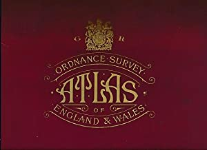 Ordnance Survey Atlas of England & Wales Quarter Inch to the Mile: Ordnance Survey