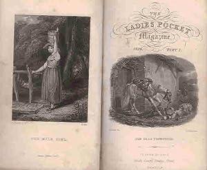 The Ladies Pocket Magazine 1834: Rolfe, Ann; Beevoe, M L; &c (Engravings by Hester Sainsbury)