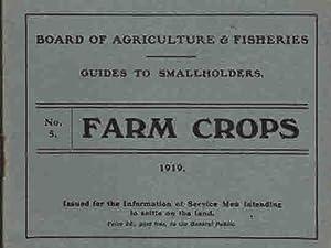 Farm Crops. Guides to Smallholders No. 5: Board