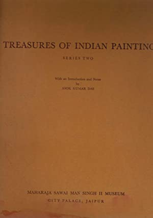 Treasures of Indian Painting. Series 2: Das, Asok Kumar [intro.]