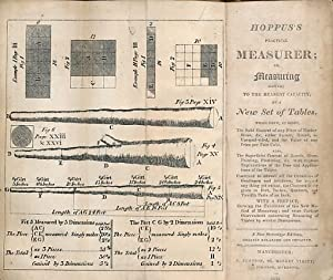 Hoppus's Practical Measurer; or Measuring made easy to the Meanest Capacity, by a Set of ...