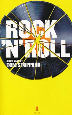 Royal Court Theatre Presents Rock 'n' Roll. Signed copy: Stoppard, Tom