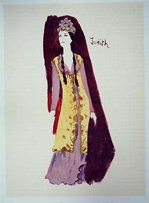 Judith: Tragödie in Drei Akten: Lithographien von Max Ernst und Dorothea Tanning. Signed ...