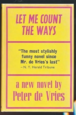 Let me Count the Ways: de Vries, Peter