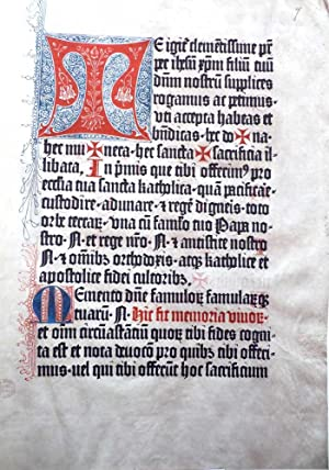 The Mainz Psalters and Canon Missae 1457-1459: Masson, Sir Irvine