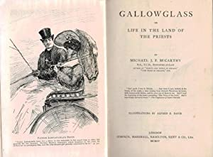 Gallowglass or Life in the Land of the Priests: McCarthy, Michael J F; Davis, Alfred E [illus.]