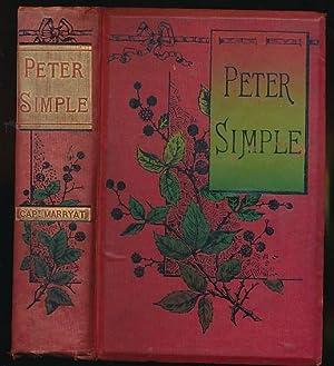 Peter Simple [Windsor Library number 14]: Marryat, Frederick