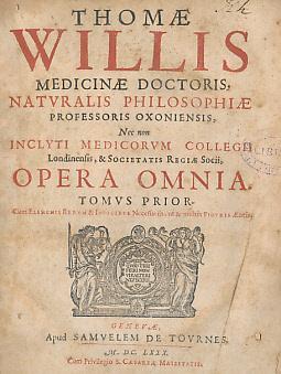 Opera Omnia. Tomus Prior, Cum Elenchis Rerum & Indicibus Necessariis, ut & multis Figuris ...