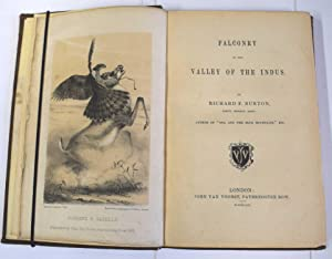 Falconry in the Valley of the Indus: Burton, Richard F