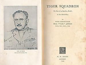 "Tiger Squadron. The Story of 74 Squadron.: Jones, Ira (""Taffy"")"