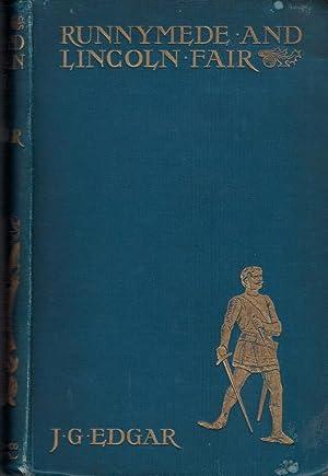 Runnymede and Lincoln Fair: Edgar, J G