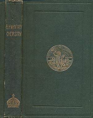 The Elements of Inorganic Chemistry. Part I - Elementary Stage: Buckmaster, J C