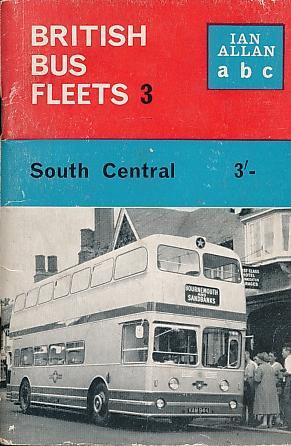 South Central. ABC British Bus Fleets. No. 3: Kaye, David