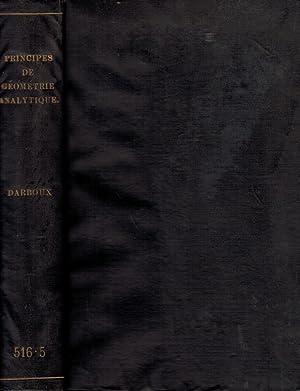 Principes de Géométrie Analytique: Darboux, Gaston