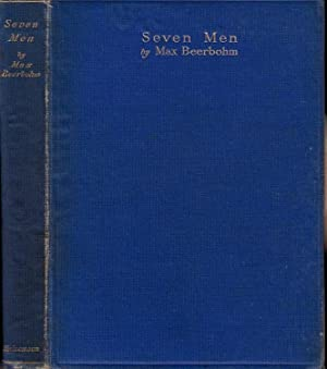 Seven Men: Beerbohm, Max