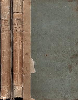 Fragments in Prose and Verse. 2 volume set: Smith, Elizabeth; Bowdler, H M