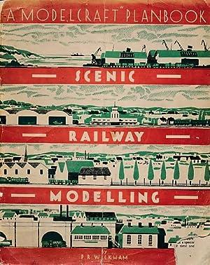 A 'Modelcraft' Planbook. Scenic Railway Modelling: Wickham, P R